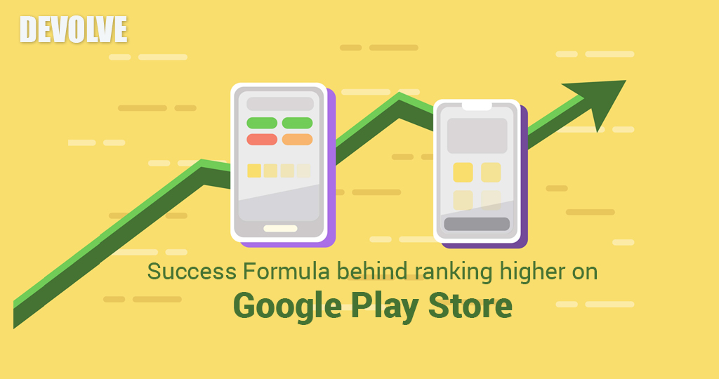 GOOGLE PLAYSTORE RANK